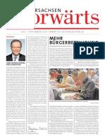 Niedersachsen-Vorwärts 7/8/9 2014