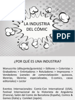 La Industria Del Cómic