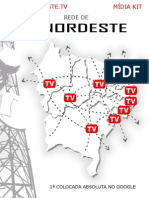 MIDIAKIT TV NORDESTE 2014