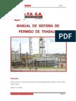 Manual de Permiso de Trabajo de Advice Training and Services s.A