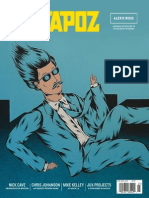 Juxtapoz Art & Culture Magazine - May 20 - Unknown