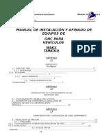 Manual de instalación y afinado de equipos de GNC para vehículos.doc