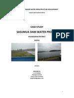 Sasumua Dam Case Study
