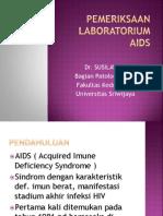 Pemeriksaan Lab AIDS