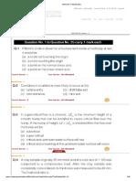 Civil Engineering gate paper