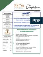 September 2014 Lamplighter