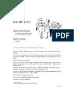 Le Français Par Les Textes
