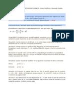Modelos Matematicos de Funciones Lineales