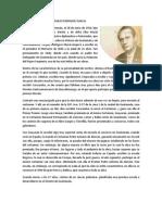 Biografia de Virgilio Rodriguez Macal