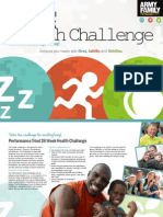 26 weeks pt health challenge