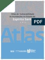 2013 Atlas de Vulnerabilidade Inundacoes