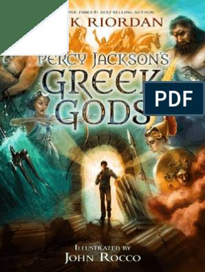 Percy Jackson Greek Gods Ancient Greek Literature Greek