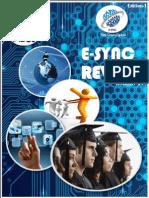 E-sync Revista Editon 1
