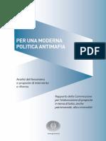 Per Una Moderna Politica Antimafia