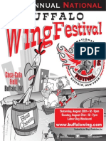 National Buffalo Wing Festival 2014 Festival Guide