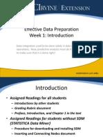 Week 1 Introduction Presentation
