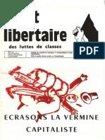 Front Libertaire des luttes de classes N°8
