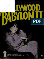 Anger Kenneth Hollywood Babylon II