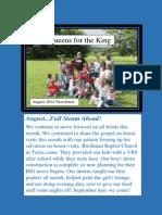 Qu4King Aug 2014 Newsletter-PDF
