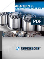 Superbolt Catalog
