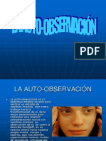 INVESTIGACION Parcial2 Expo Auto-observacion
