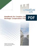 Creative Cultural Heritage Handbook 2014