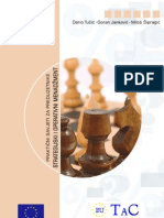 Strategijski i operativni menadžment - Janković, Šipragić, Tučić