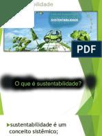 Sustentabilidade Trabalho Faculdade