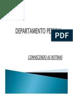 Treinamento Dp(1)