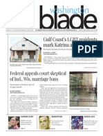 Washingtonblade.com, Volume 45, Issue 36, August 29, 2014