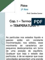 Física - Temperatura