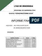 Informe Fnal Construcotres 2014