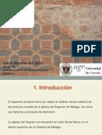 Moreno Del Valle,Lucia_Pinturas Murales Iglesia Del Sagrario_Grupo B_ 2012-2013