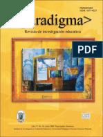 Paradigma Revista de Investigacion Educativa 12
