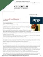 Revista Consecuencias _ Instituto Clínico de Buenos Aires