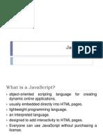 JavaScript James