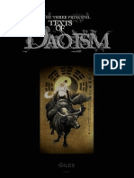 the Three Principle Texts of Daoism