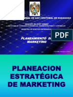 4. Planificacion Estrategica Del Marketing