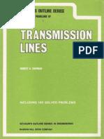 68308535 Schaum s Transmission Lines