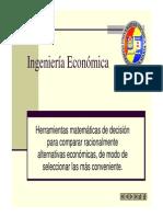 Ingenieria Economica 1