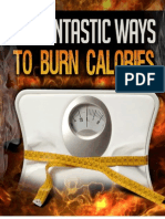 Introduction of 45 Ways to Burn Calories