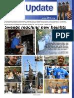 September 2014 Sweeping