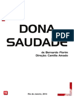 Dona Saudade - Projeto 1.0