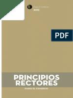 Principios Rectores Del Diario El Comercio