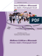 Mulheres Lesbicas Bisexuais Direitos Saude