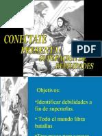 Curso Bíblico LAS 12 PIEDRAS FUNDAMENTALES Resumen Clase 11 Superación de Conflictos