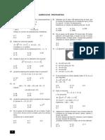Ejercicios Propuestos de Diagramas de Venn