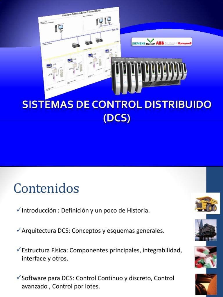 Introduccion A Sistemas De Control Distribuido