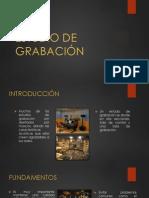 ESTUDIO DE GRABACióN.ppt