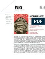 Paper on Art